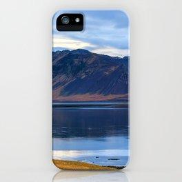 Snaefellnes Peninsula 2 iPhone Case