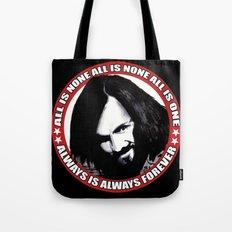 Always Is Always Forever Tote Bag