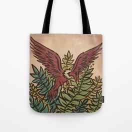 The Guardian Eagle Tote Bag