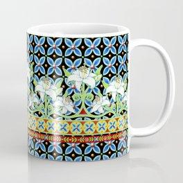 Elizabethan Folkloric Lily Coffee Mug