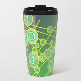 Random bits Travel Mug