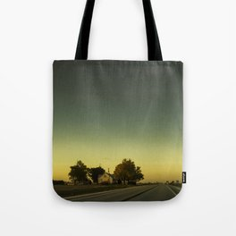 By The Riverside #3 Tote Bag