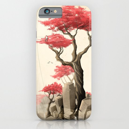 Revenge of the nature III: Fishing memories in the old world iPhone & iPod Case