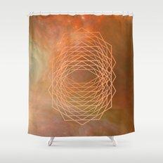 Geometrical 005 Shower Curtain