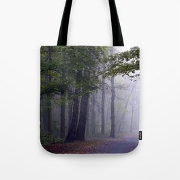 MISTY DAY Tote Bag