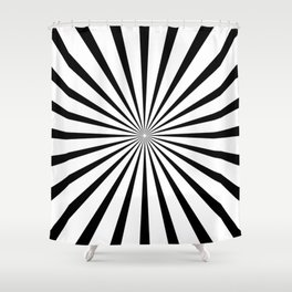 A Matter of Perspective Shower Curtain