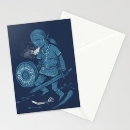 breath of the link Stationery Cards