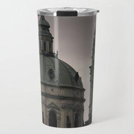 St. Nicholas Church Prague Travel Mug