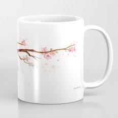 Cherry Tree Branch Mug