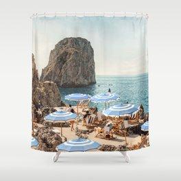 La Fontelina Shower Curtain