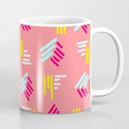90s Squiggles Coffee Mug