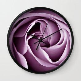Love in Dark Corners Wall Clock