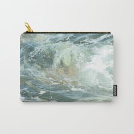 Cushion me soft, rock me billowy drowse, Dash me with amorous wet. Carry-All Pouch