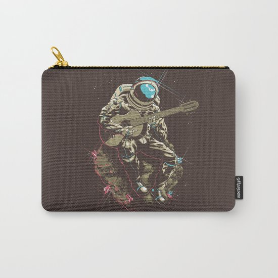 Lonely Man Carry-All Pouch