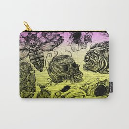 Bones and color Carry-All Pouch