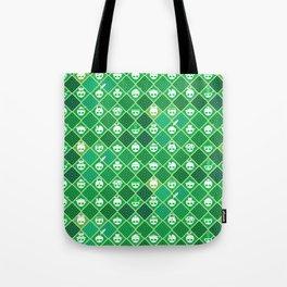 The Nik-Nak Bros. Veggie Greene Tote Bag