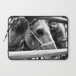 Rodeo Horses Laptop Sleeve
