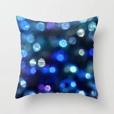 Bohek Galaxy Throw Pillow