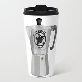 Most Coffee Wins Travel Mug