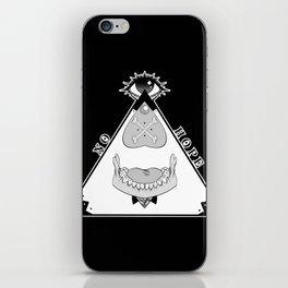 N•O H•O•P•E iPhone Skin
