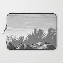 Summit of Monument Mountain Laptop Sleeve