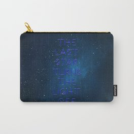 The last Star Carry-All Pouch