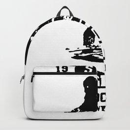CALIFORNIA BIGFOOT CRYPTOZOOLOGY T-SHIRT Backpack