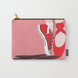 Backup Plans Carry-All Pouch