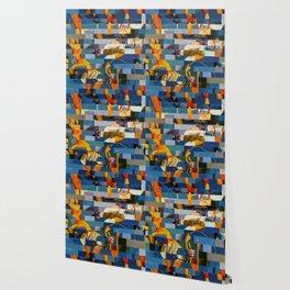 Shiver Me Ikea Timbers (Provenance Series) Wallpaper