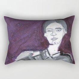 Emily Dickinson Rectangular Pillow