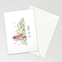 Tu Tu Ruuu Stationery Cards