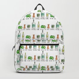 Gin to My Tonic Backpack