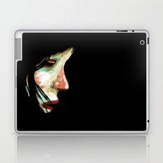 Shy Girl Laptop & iPad Skin