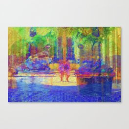 20180711 Canvas Print