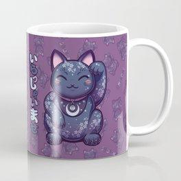 Hanami Maneki Neko: Ren Coffee Mug