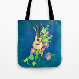 If Music Be... Tote Bag