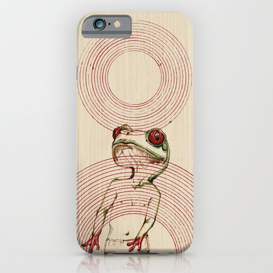 BABY FROG iPhone & iPod Case