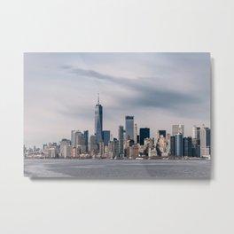 NYC NY Metal Print