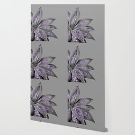 Agave Finesse Glitter Glam #4 #tropical #decor #art #society6 Wallpaper