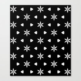 Pattern 1.6 Canvas Print
