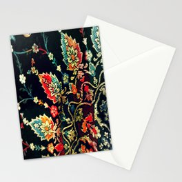 Textile Pattern Stationery Cards