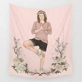 Peaceful Wall Tapestry