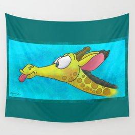 Giraffe Fun! Wall Tapestry