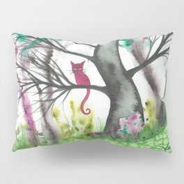 Padua Whimsical Cat Pillow Sham