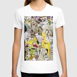 Shredded  T-shirt