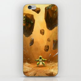 Earthbender iPhone Skin
