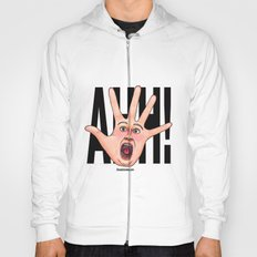 Five Fingered Face Hoody