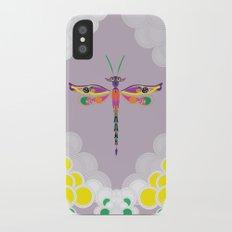 Dragon Fly iPhone X Slim Case