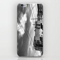 CafeTazo SF Street Photo iPhone & iPod Skin