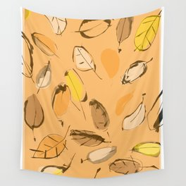 Arbutus leaves Wall Tapestry